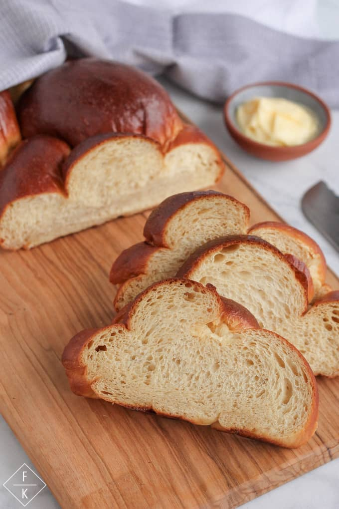 Low Carb Challah Bread